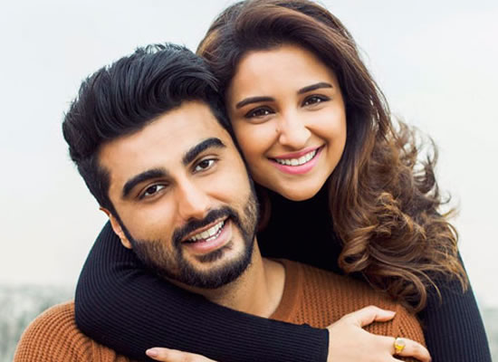 THIRD WHEEL FOR ARJUN AND PARI!
