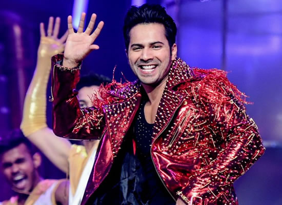 Varun Dhawan to shoot for Kalank's introductory song with 500 backup dancers!
