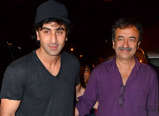 I Ioved working with Ranbir and would like to work with him again, says Rajkumar Hirani!