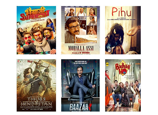 Latest Box Office for this week till 28th November, 2018!