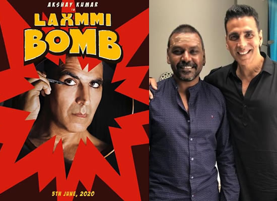 Director Raghava Lawrence opens up about his exit from Akshay Kumar starrer Laxmmi Bomb!