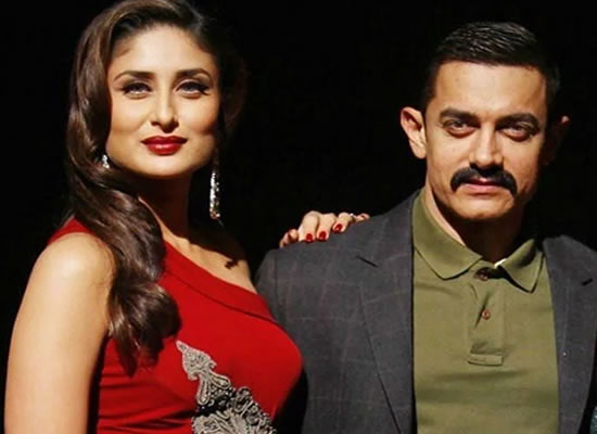 Aamir and Kareena's four different looks in Lal Singh Chaddha!