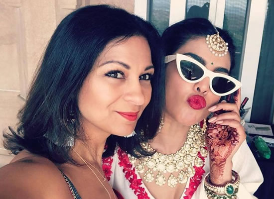 Priyanka Chopra's coolest bridal look with pouty lips and jazzy sunglasses!