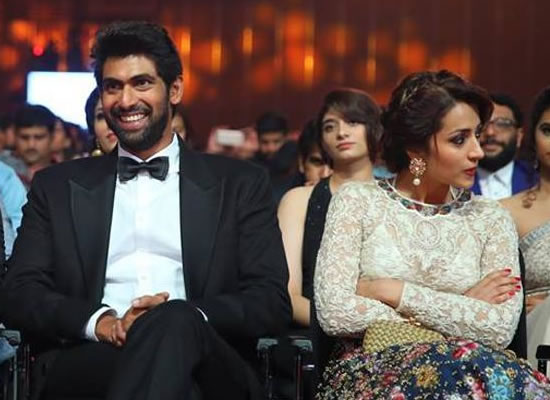 Are Rana and Trisha giving their relationship a second chance?