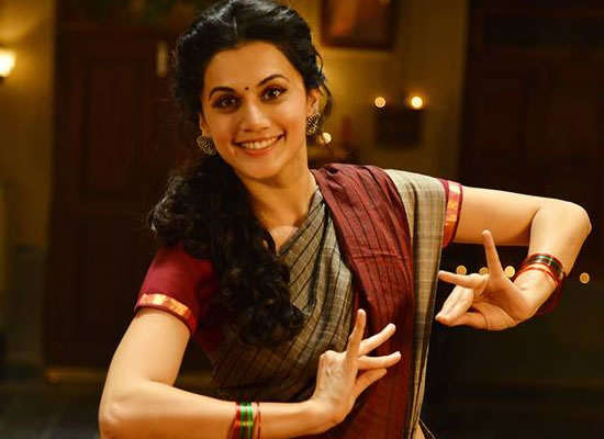 Hindi cinema hasn't exploited horror genre, says Taapsee Pannu!