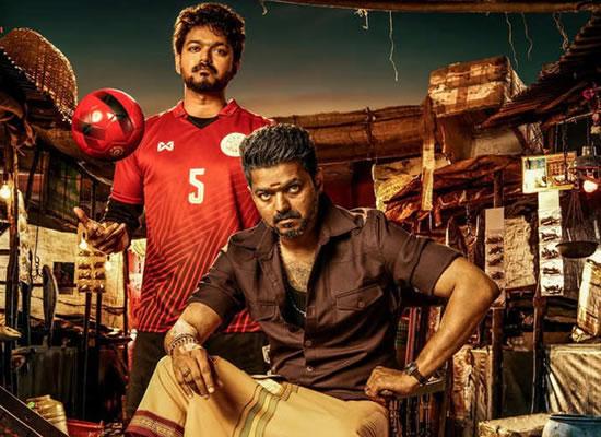 Vijay's Bigil to set a new benchmark in production values like Baahubali series!