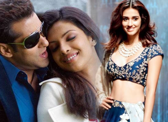 Disha Patani's role is smaller compared to Priyanka Chopra in Salman starrer Bharat?