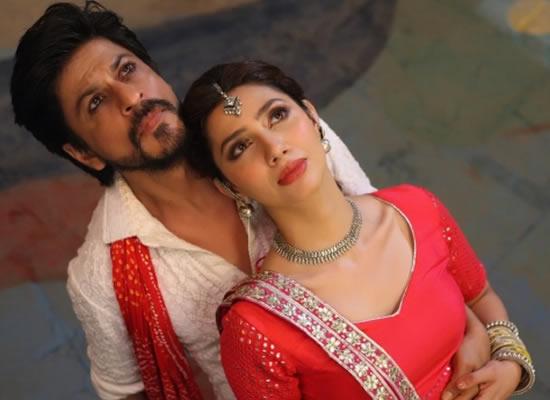 Shah Rukh Khan has spoilt me for life, says Mahira Khan!