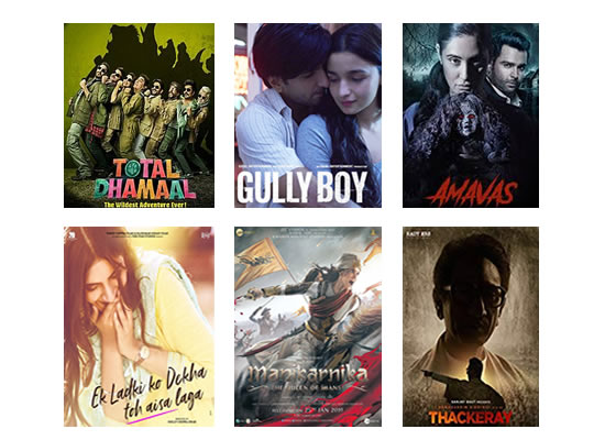 Latest Box Office for this week till 28th February, 2019!