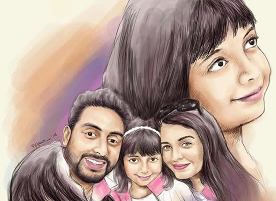 Abhishek Bachchan's heartfelt birthday message for his little princess Aaradhya!