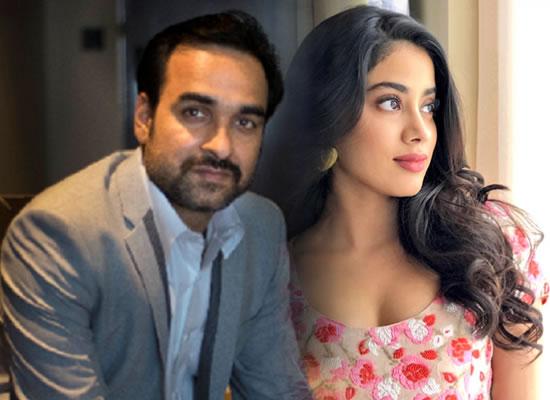 Janhvi Kapoor is an absolute treasure of talent, tells Pankaj Tripathi!