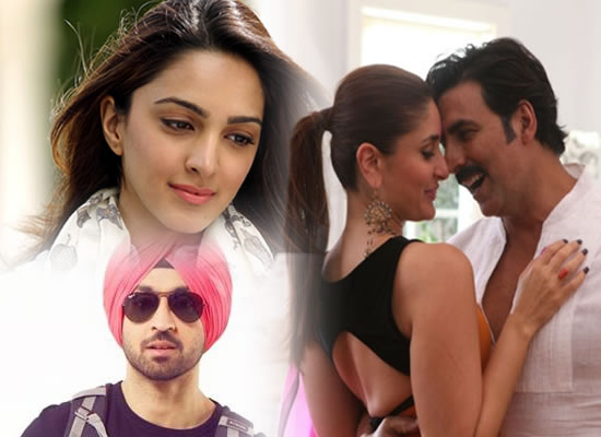 Diljit-Kiara to share screen space with Kareena and Akshay in Karan Johar's next?