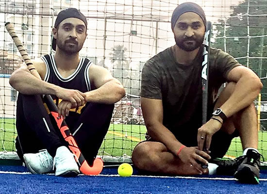Sandeep Singh is a Soorma in the true sense, says Diljit Dosanjh!