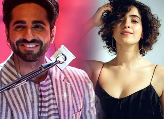 Sanya Malhotra to star opposite Ayushmann Khurrana in Badhaai Ho!