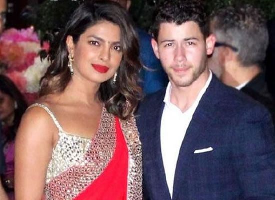 Priyanka Chopra's family to host engagement party for Nick Jonas in India!