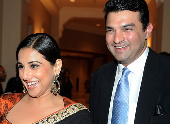 Siddharth Roy Kapur is an intensely private person; I'm the badmash, says Vidya Balan!