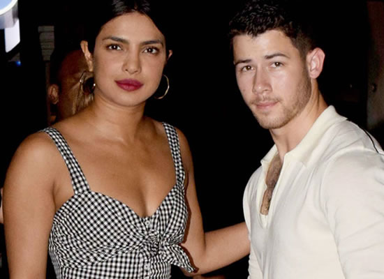Priyanka Chopra's birthday celebration with Nick Jonas in New York City?