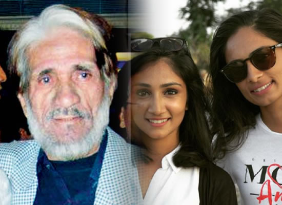 Veteran actor Mac Mohan's daughters Manjari and Vinati to make their Bollywood debut!