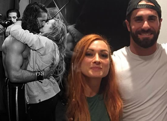 Seth Rollins and Becky Lynch confirm their dating rumours by sharing a photo on social media!