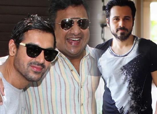 John Abraham and Emraan Hashmi come together for Sanjay Gupta's gangster film!