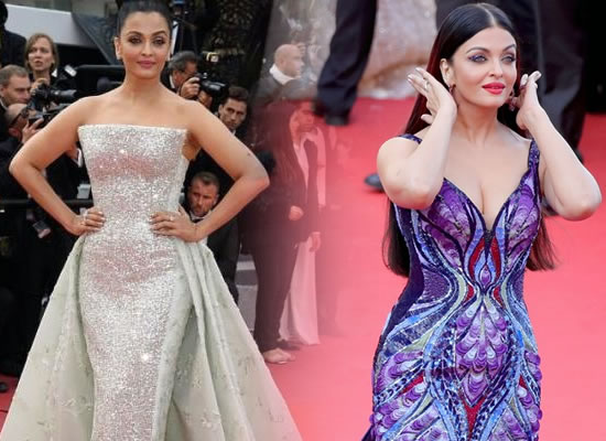 I don't diss it or disrespect it, says Aishwarya Rai Bachchan on fashion police!