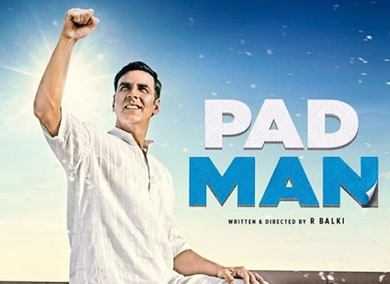 The music of Padman is a situational one with the tuneful numbers such as Aaj Se Teri, The PadMan So