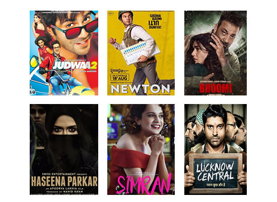Latest Box Office for this week till 3rd October, 2017!