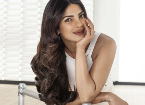 I have had to work hard to pave the way for myself, says Priyanka Chopra!
