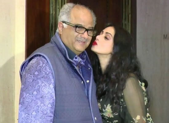 I am yet to come to terms with the fact that she's gone forever, says Boney Kapoor on late Sridevi!