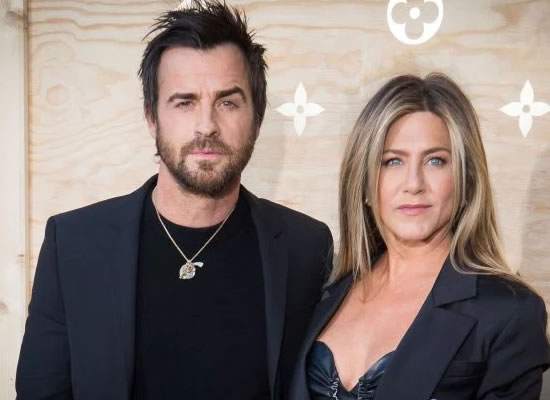 Why did Jennifer Aniston and Justin Theroux break up?