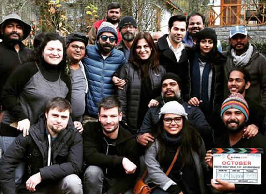 Varun Dhawan starrer October wraps up in just 38 days!