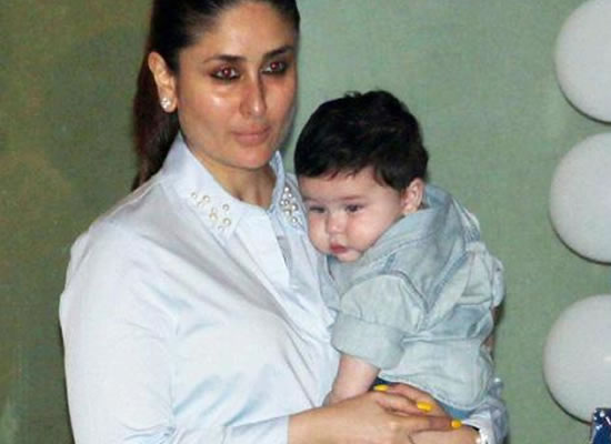 KAREENA'S A MOMMY FIRST!