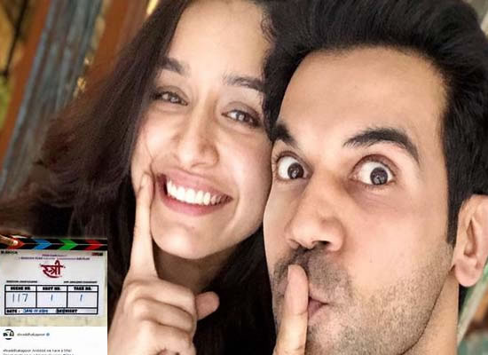 Rajkummar Rao and Shraddha Kapoor to begin shoot for Stree in Madhya Pradesh!