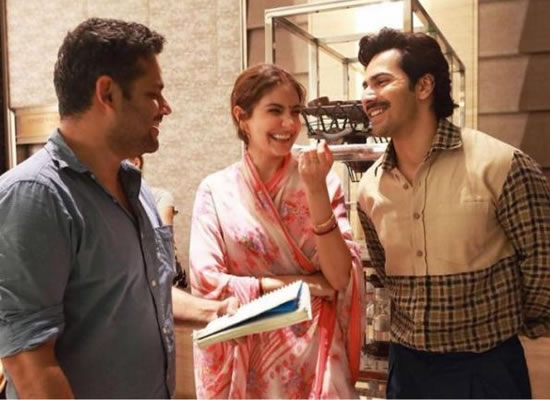Varun and Anushka are smart actors, says Sui Dhaaga director Sharat Katariya!
