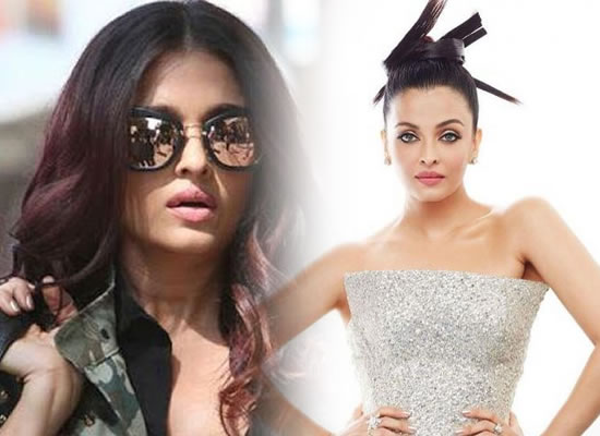 Aishwarya to play as Indian Madonna in a Fanney Khan's special song!