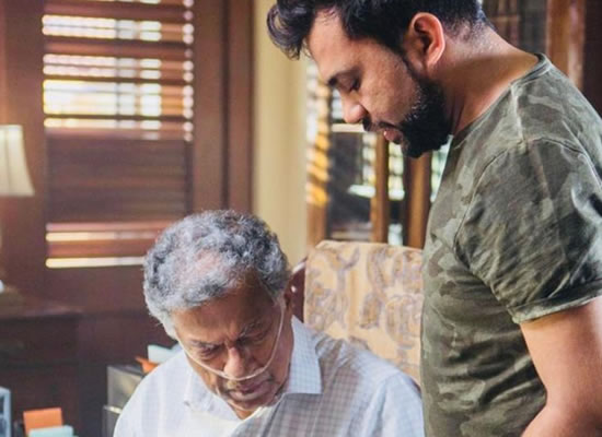 Ali Abbas Zafar to reveal about casting veteran Girish Karnad in Tiger 3!