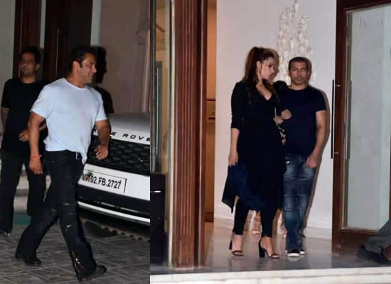 Salman Khan and Iulia Vantur to get snapped together after a long time!