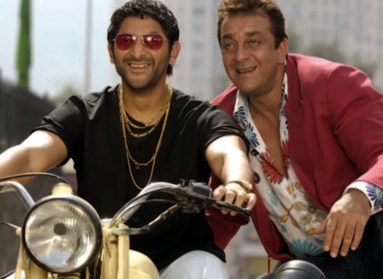 Arshad Warsi to disclose about the shooting of Munna Bhai 3!