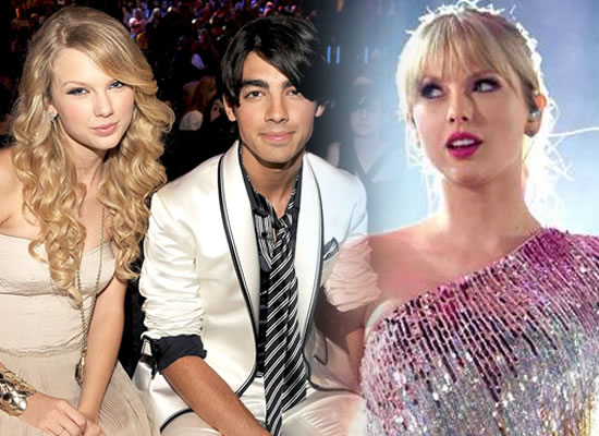 Taylor Swift regrets dissing ex-lover Joe Jonas on TV!