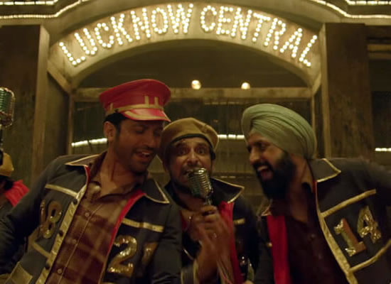 The soundtrack of film Lucknow Central is good one with functional quotient.