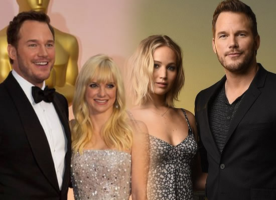 Jennifer Lawrence blamed by fans for Chris Pratt split!