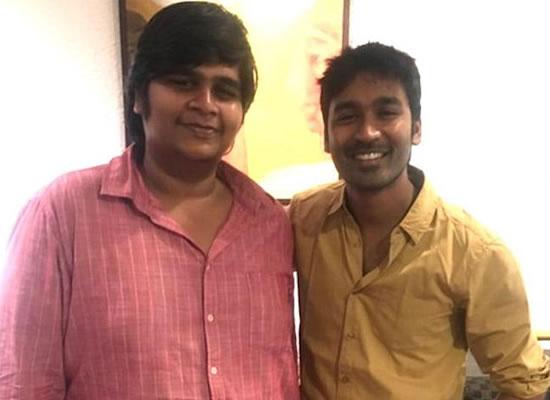 Dhanush and filmmaker Karthik Subbaraj to unite for a gangster drama!