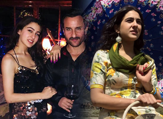 I was quite involved with getting Sara on board with Karan Johar, says Saif Ali Khan!