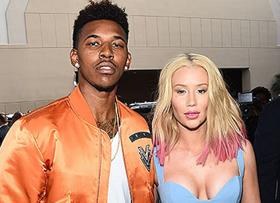 Iggy Azalea and Nick Young call it quits!