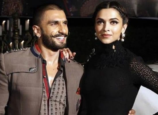 Ranveer Singh to reveal the craziest thing he did for wife Deepika!