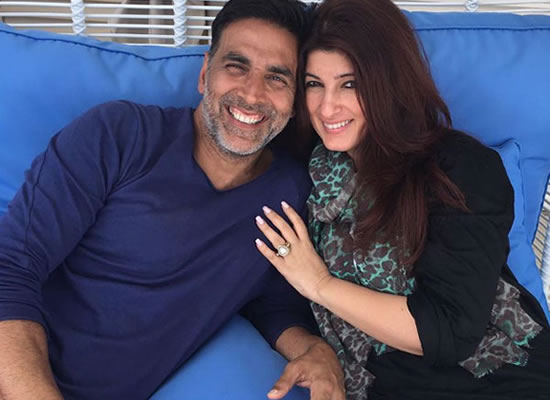 Twinkle Khanna opens up about her deepest fantasy!