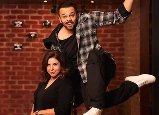 Rohit Shetty and Farah Khan unite for an action-comedy!