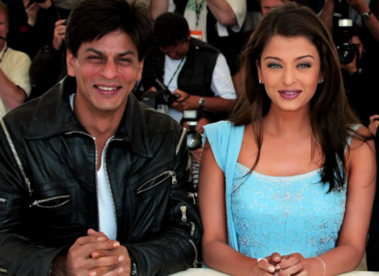These actors are involved in the casting of their movies, says Aishwarya on working with SRK!