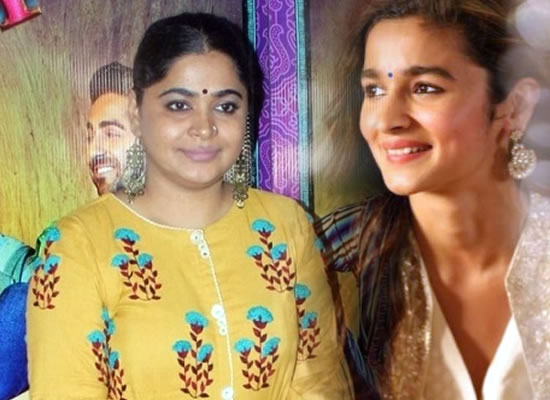 Alia to star in Bareilly Ki Barfi's director Ashwiny Iyer Tiwari's next?