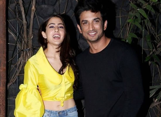 Sara Ali Khan to praise Sushant Singh Rajput for helping her in Kedarnath!